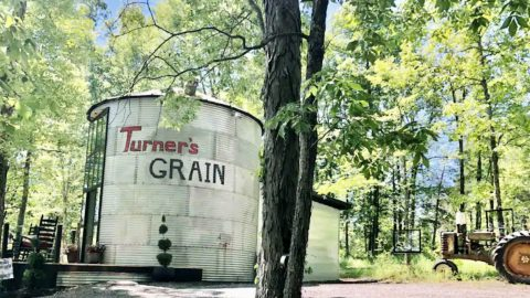 This Secluded Grain Silo Was Remodeled Into A Tiny Home | Country Music Videos