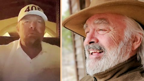 """Toby Keith Honors Hal Ketchum – Shares Video Singing """"Past The Point Of Rescue""""   Country Music Videos"""