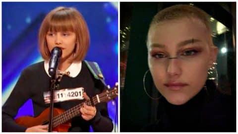 'America's Got Talent' Winner Grace VanderWaal Debuts New Look | Country Music Videos