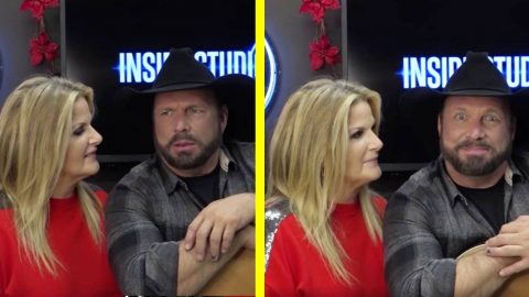 Garth & Trisha Share Bloopers From Christmas Special   Country Music Videos