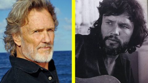 "Kris Kristofferson ""Quietly Retired Last Year"" 