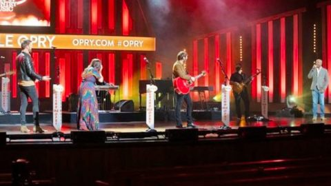 Lady A Surprised With Invitation To Join The Grand Ole Opry   Country Music Videos