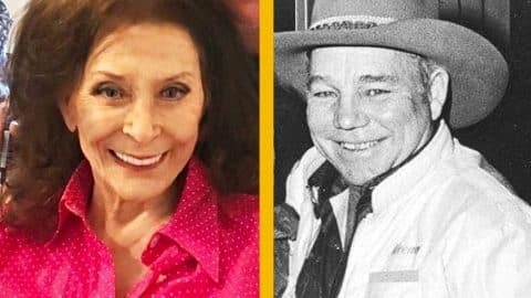 Loretta Lynn Shares Tribute To Late Husband On 73rd Wedding Anniversary | Country Music Videos