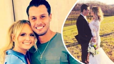 Miranda Lambert Celebrates 2nd Anniversary With Husband Brendan McLoughlin | Country Music Videos