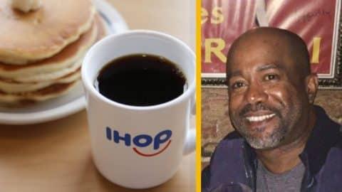 Darius Rucker Buys Breakfast For Entire IHOP | Country Music Videos