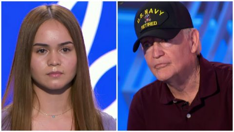 'Idol' Contestant's Dad Disses Luke Bryan After Daughter Doesn't Receive Golden Ticket   Country Music Videos