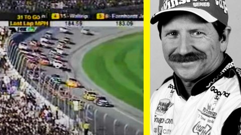 20 Years Ago: Daytona 500 Ends In Tragedy With Death Of Dale Earnhardt   Country Music Videos