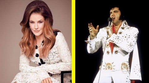 Lisa Marie Recalls Giving Freddie Mercury One Of Elvis' Scarves | Country Music Videos