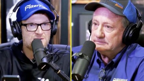 "Dale Jr. Reads Letter To Ken Schrader 19 Years After Deadly Dale Sr. Crash: ""I'm Glad It Was You"" 