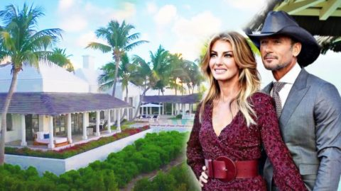 Tim McGraw And Faith Hill List Their Private Island In The Bahamas | Country Music Videos