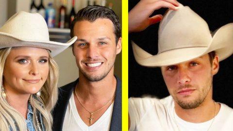 Miranda Lambert's Husband Brendan Shows Off First Cowboy Hat   Country Music Videos