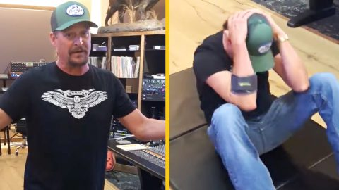 Kid Rock Accepts 22 For 22 Challenge With 'Grandpa' Twist | Country Music Videos