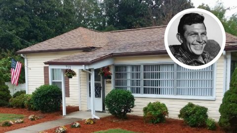 Andy Griffith's Boyhood Home Available For Vacation Rental – Look Inside | Country Music Videos