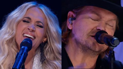 Carrie Underwood & NEEDTOBREATHE Deliver Nostalgic Ballad At CMT Music Awards | Country Music Videos