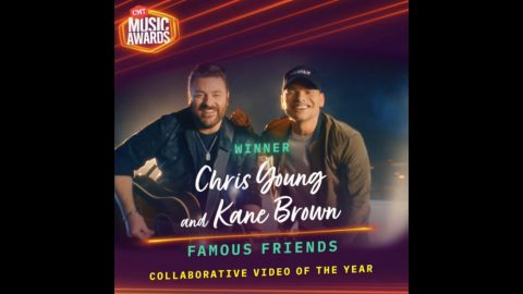 Kane Brown & Chris Young Win Collaborative Video Of The Year At CMT Music Awards   Country Music Videos
