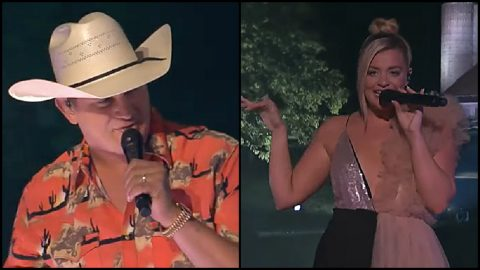 """Lauren Alaina & Jon Pardi Perform """"Getting Over Him"""" For 2021 CMT Awards   Country Music Videos"""