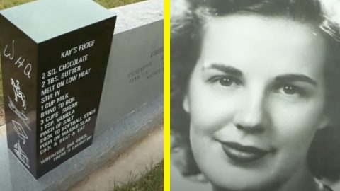 Utah Woman's Headstone Has Secret Fudge Recipe | Country Music Videos