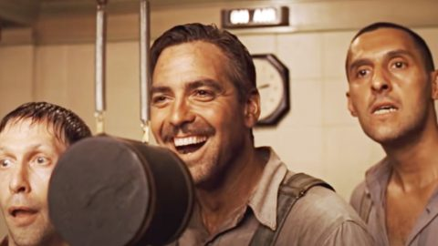 George Clooney Describes Embarrassing Singing Audition For 'O Brother, Where Art Thou?' | Country Music Videos