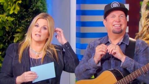 "Trisha Yearwood Talks About Garth's ""Annoying Habit""   Country Music Videos"