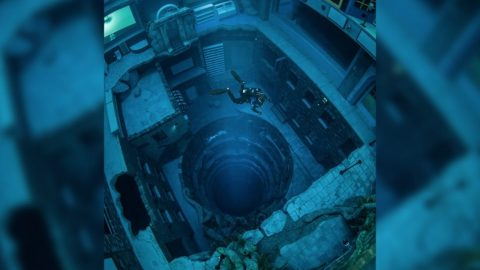 This Underwater City Is Built Inside The World's Deepest Pool | Country Music Videos