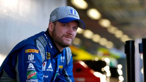 """Dale Jr. Once Told His Sister He Was """"Done"""" With Racing 
