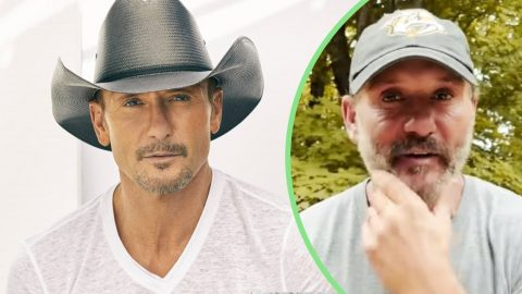 Tim McGraw Explains Why He's Been Growing Out His Beard | Country Music Videos
