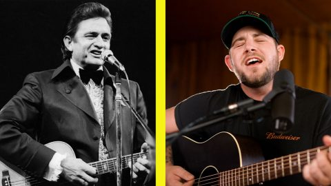 Country Artist Covers 'Folsom Prison Blues' Like You've Never Heard Before | Country Music Videos