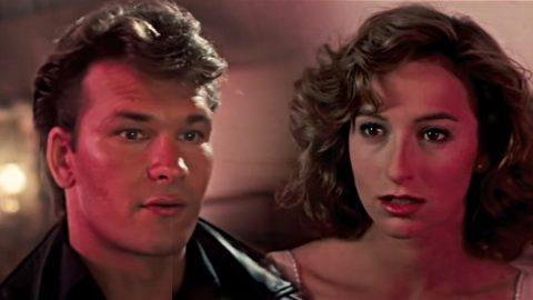 Jennifer Grey Reveals Patrick Swayze Was Against Famous 'Dirty Dancing' Scene   Country Music Videos