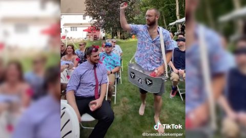 """Forget Flower Girls – """"Beer Boys"""" Are The Hottest New Wedding Trend   Country Music Videos"""