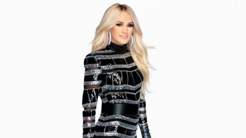 """Carrie Underwood Debuts New Sunday Night Football Opener, """"The Best One Yet""""   Country Music Videos"""